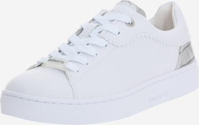 bugatti Sneakers laag 'Elea' in de kleur Zilver / Wit, Productweergave