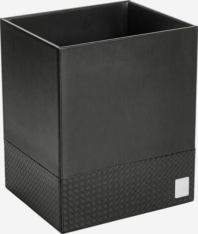 JOOP! Papierkorb 'BATHLINE' in schwarz, Produktansicht