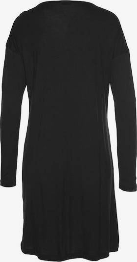 LASCANA Natskjorte i sort, Produktvisning