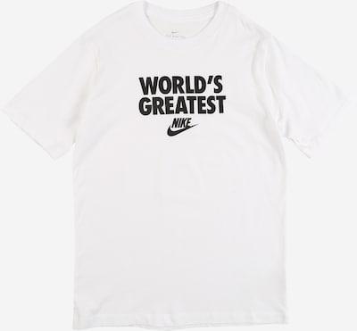 Nike Sportswear Tričko - bílá, Produkt