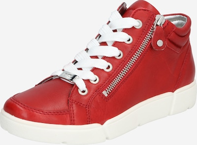 ARA Baskets hautes 'Rom' en rouge, Vue avec produit