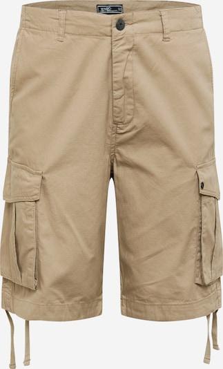 Hailys Men Pantalon cargo en beige clair, Vue avec produit