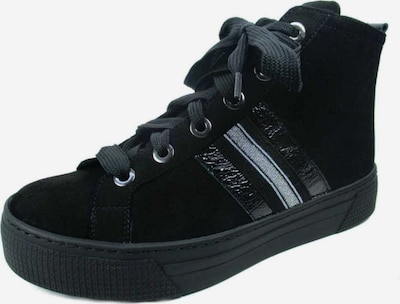 SEMLER Sneakers in grau / schwarz, Produktansicht