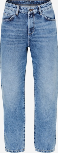 Harlem Soul Mom Fit Jeans Vintage Used in blue denim, Produktansicht