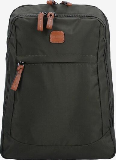 Bric's Rucksack in grün, Produktansicht