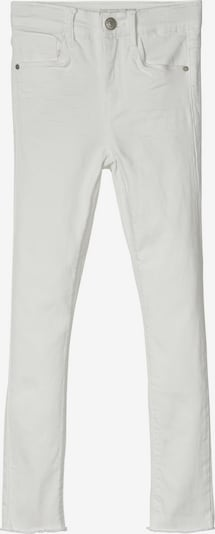 NAME IT Jeans 'NKFPOLLY' in weiß, Produktansicht