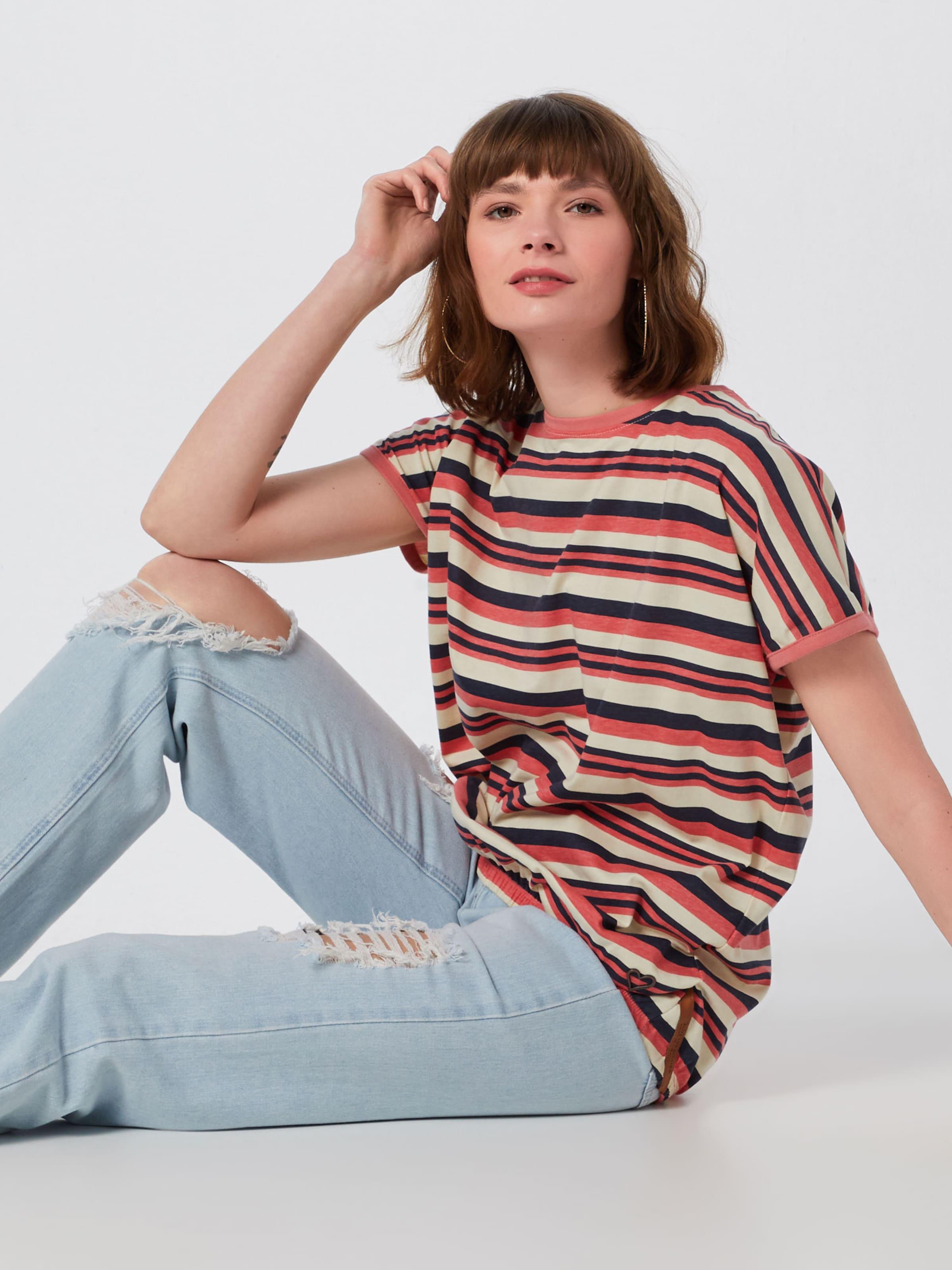 Blanc CrèmeRose Kickin En shirt Alife T 'sun' And ZukXTiOP