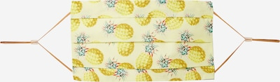 CODELLO Näomask 'COVER UP PINEAPPLE BIG' kollane, Tootevaade