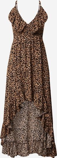 Boohoo Šaty - béžová / černá, Produkt