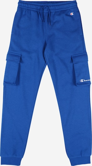 Champion Authentic Athletic Apparel Pantalon en bleu roi: Vue de face