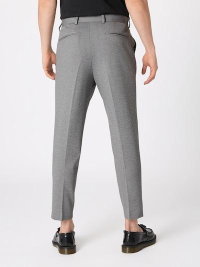 SELECTED HOMME Pantalon in de kleur Grijs: Achteraanzicht
