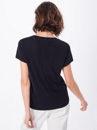 Samsoe Samsoe T-shirt 'Solly' en noir: Vue de dos