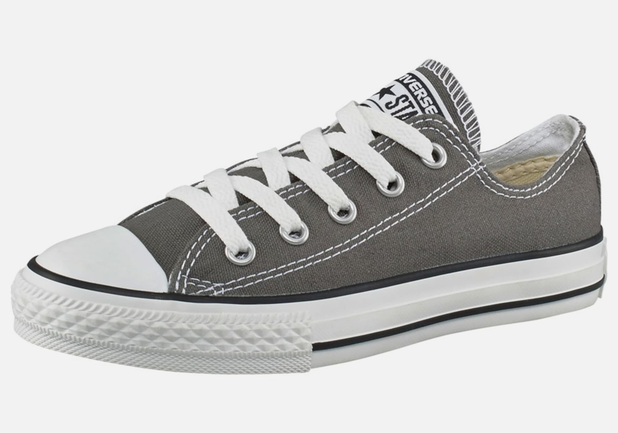 converse chuck taylor sneaker in grau about you. Black Bedroom Furniture Sets. Home Design Ideas