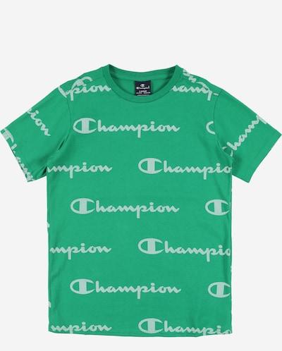 Champion Authentic Athletic Apparel Shirt in grün / weiß, Produktansicht
