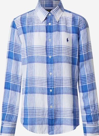 POLO RALPH LAUREN Bluzka 'GEORGIA' w kolorze niebieski / szarym, Podgląd produktu