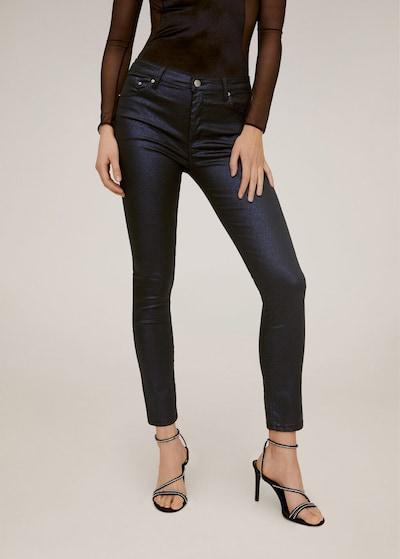 MANGO Jeans in nachtblau, Modelansicht