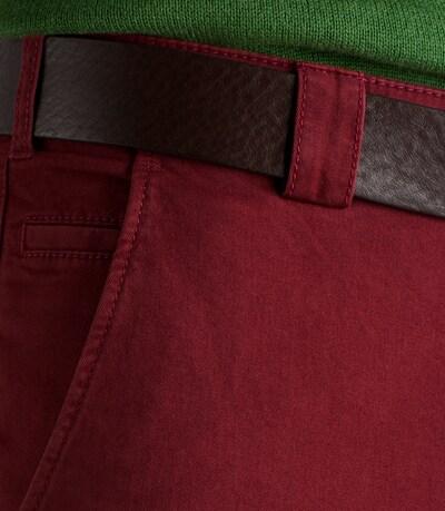 Meyer Hosen Hose 'Roma' in rot, Produktansicht