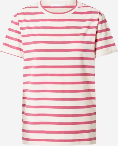 rózsaszín / fehér BOSS Póló 'Spring 1', Termék nézet