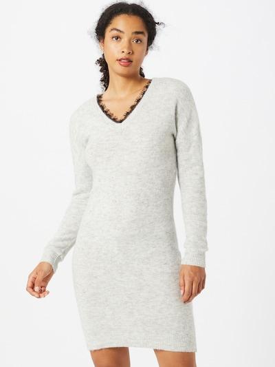 VERO MODA Kleid 'Iva' in hellgrau, Modelansicht