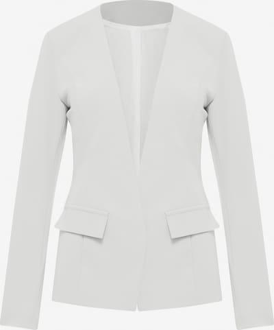 DREIMASTER Blazer in weiß, Produktansicht