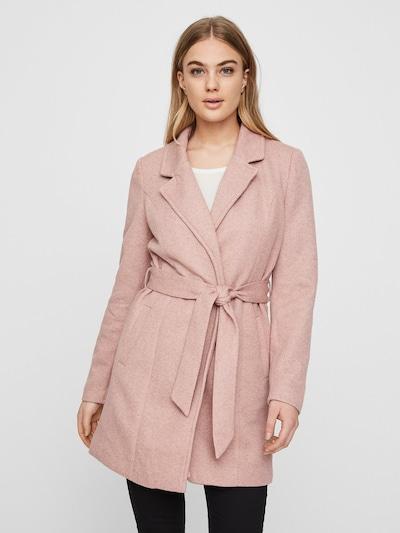 VERO MODA Övergångskappa i rosa, På modell