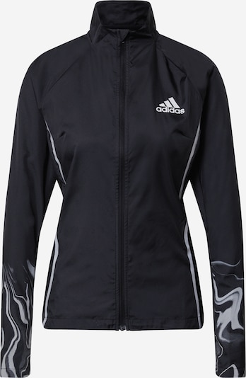 ADIDAS PERFORMANCE Sports jacket in black, Item view