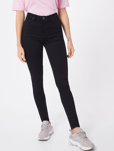 Lee Jeans 'IVY' in schwarz, Modelansicht