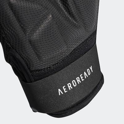 ADIDAS PERFORMANCE Sporthandschuhe in schwarz, Produktansicht