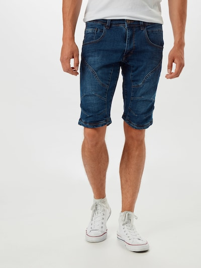 INDICODE JEANS Jeans 'Leon' in blau, Modelansicht