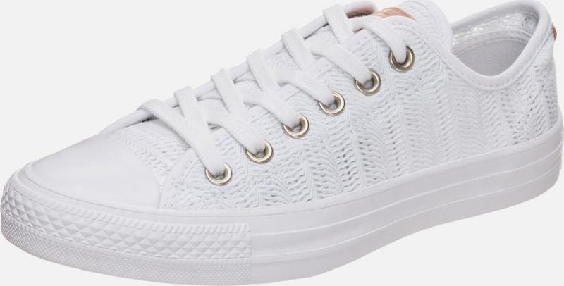 CONVERSE Sneaker  Chuck Taylor All Star Herringbone Mesh OX