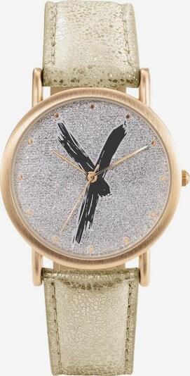 Suri Frey Uhr 'Tilly' in gold / schwarz / silber, Produktansicht