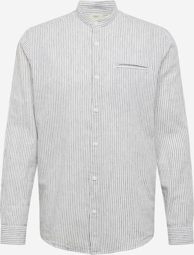 ESPRIT Hemd 'cotton linen st Shirts woven' in weiß, Produktansicht