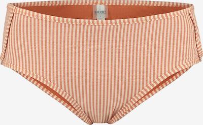Shiwi Spodní díl plavek 'Ipanama' - tmavě oranžová / bílá, Produkt