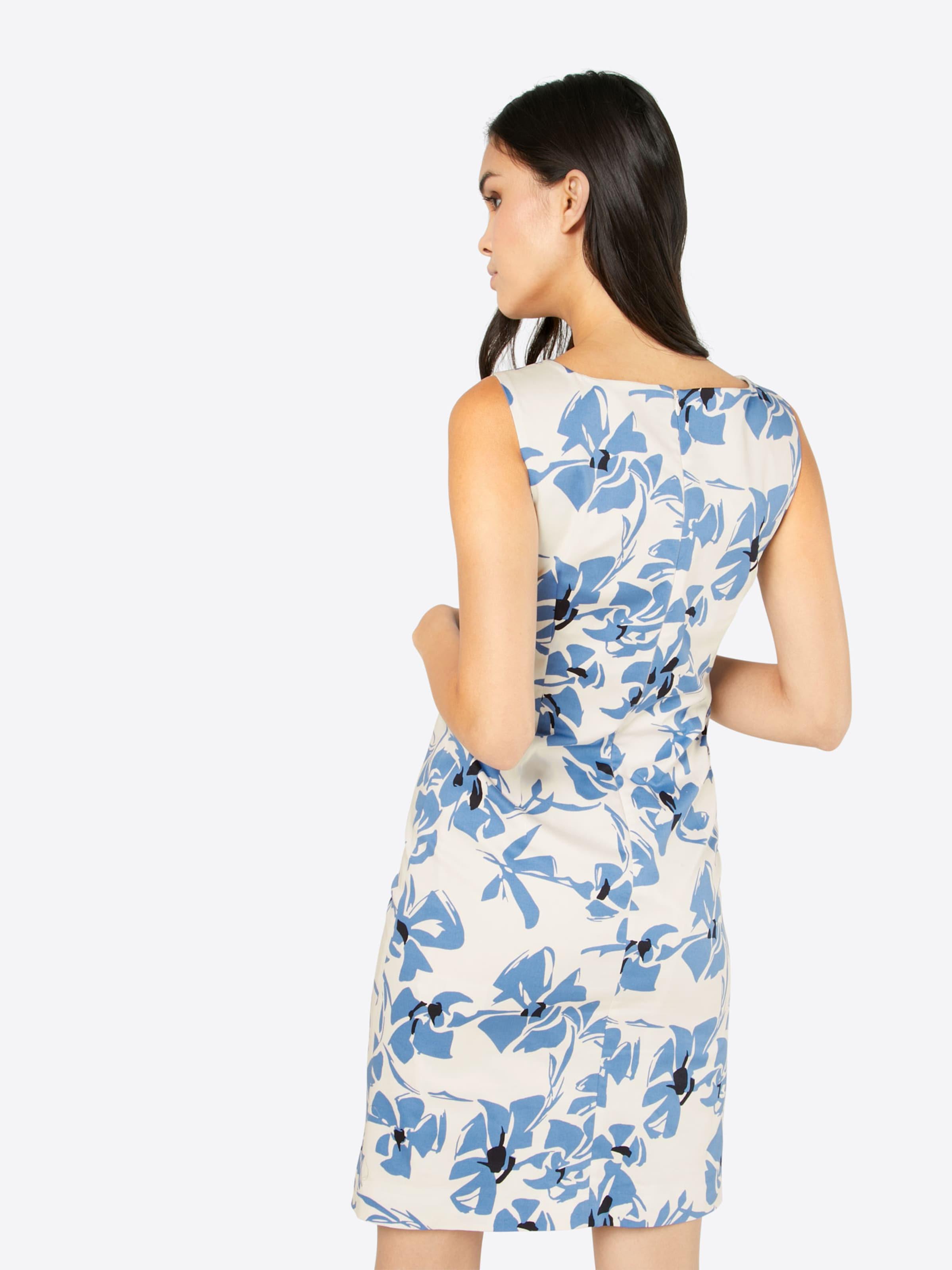 Kosten Günstiger Preis MORE & MORE Kleid mit Flower-Print Großhandelspreis Günstig Online Auslass Niedriger Preis Spielraum 2018 Neu Gutes Verkauf Günstiger Preis rLVyZ