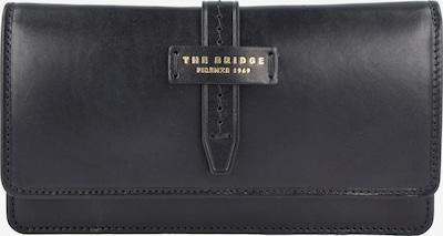 The Bridge Geldbörse 'Florentin' in schwarz, Produktansicht