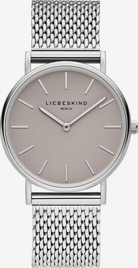 Liebeskind Berlin Uhr in grau / silber, Produktansicht