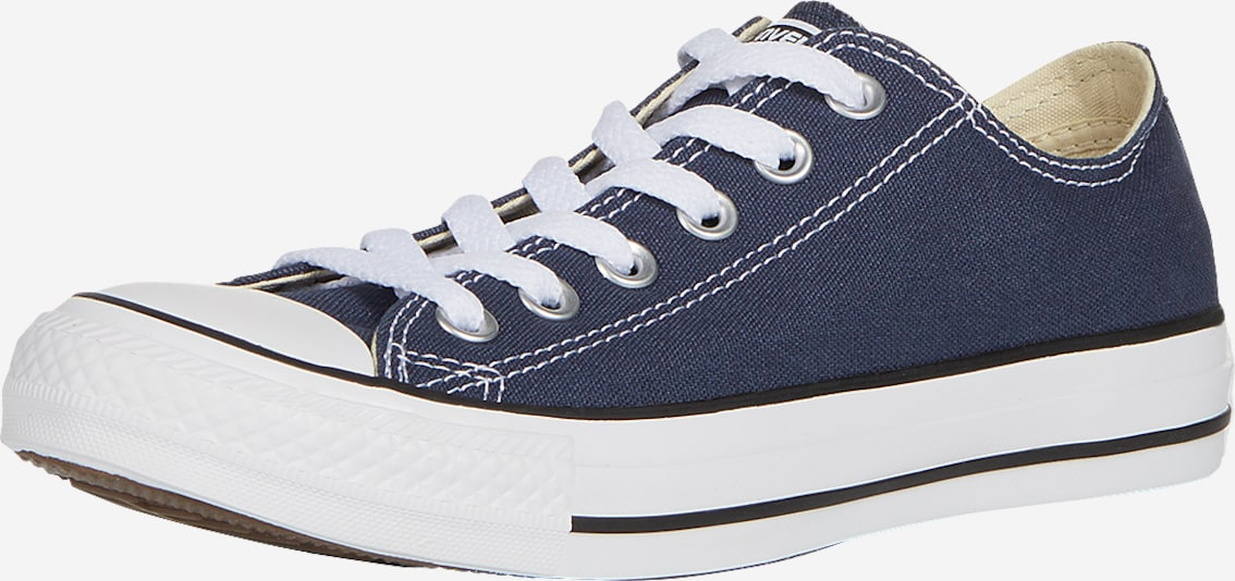 CONVERSE Sneaker 'Chuck Taylor All Star OX' in navy, Produktansicht