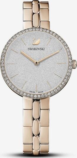 Swarovski Schweizer Uhr 'COSMOPOLITAN' in gold / silber, Produktansicht