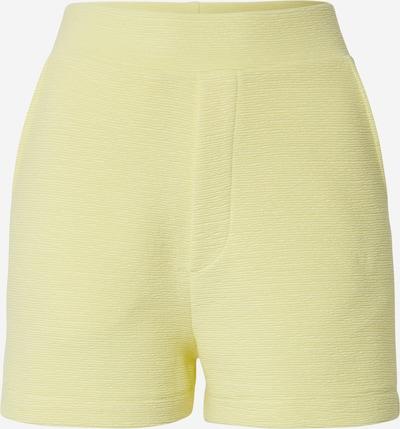 EDITED Broek 'Gisa' in de kleur Geel, Productweergave