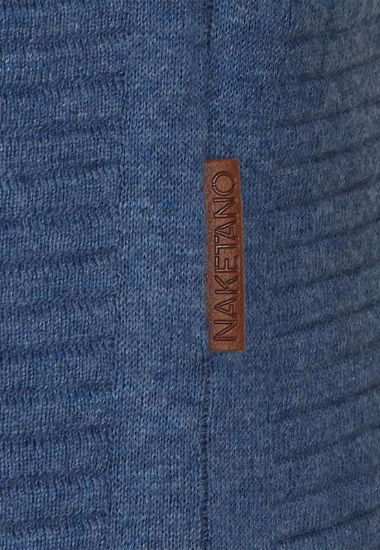 naketano Knit 'Zapzarap Zip Zap  V'