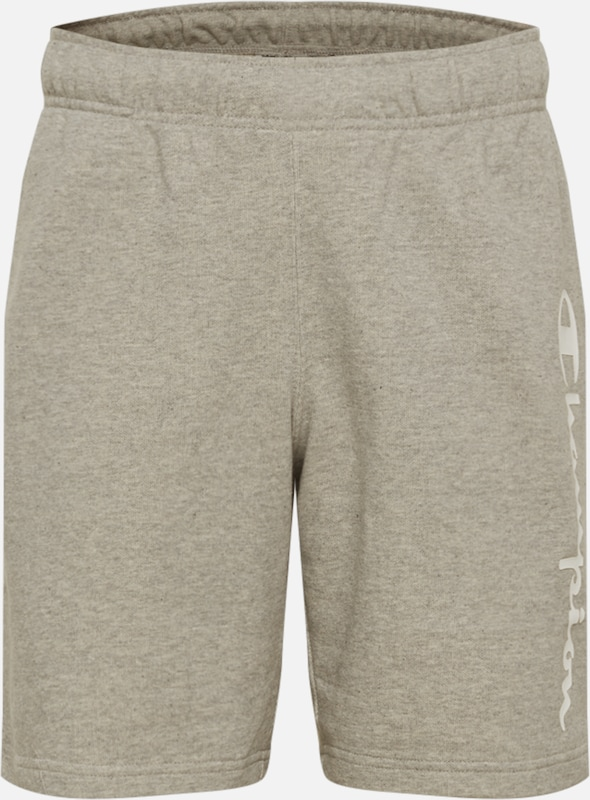 Champion Authentic Athletic Apparel Shorts in grau, Produktansicht
