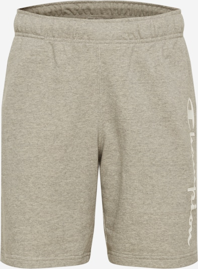 Pantaloni Champion Authentic Athletic Apparel pe gri, Vizualizare produs
