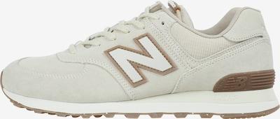 new balance Sneaker 'ML574 D' in creme / braun, Produktansicht