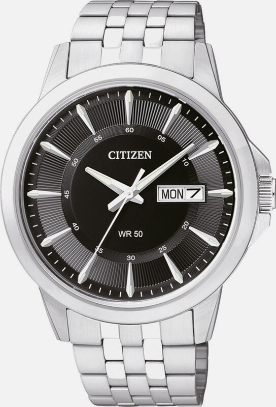 "CITIZEN Armbanduhr, ""BF2011-51EE"""