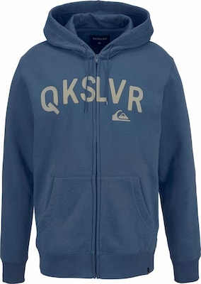 QUIKSILVER Sweatjacke 'WALFORD SHORTY ZIP'