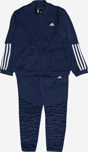 ADIDAS PERFORMANCE Sportovní oblečení 'JB TRAINING TS' - modrá / bílá, Produkt