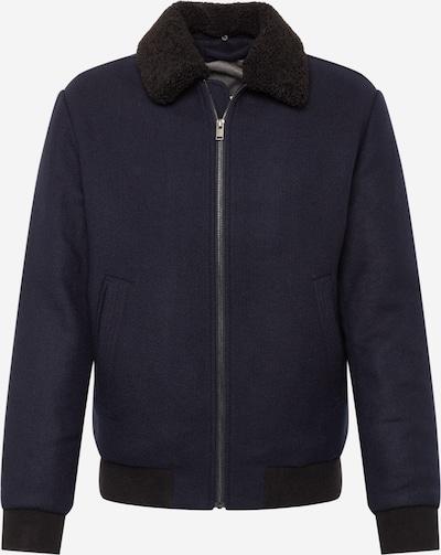 SELECTED HOMME Tussenjas in de kleur Donkerblauw, Productweergave