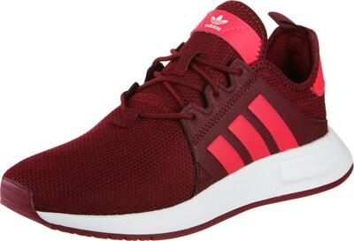 ADIDAS ORIGINALS Schuhe ' X PLR J W ' in rot / rotviolett, Produktansicht