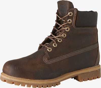 TIMBERLAND Boots 'AF 6 IN ANNVRSRY' in schoko, Produktansicht