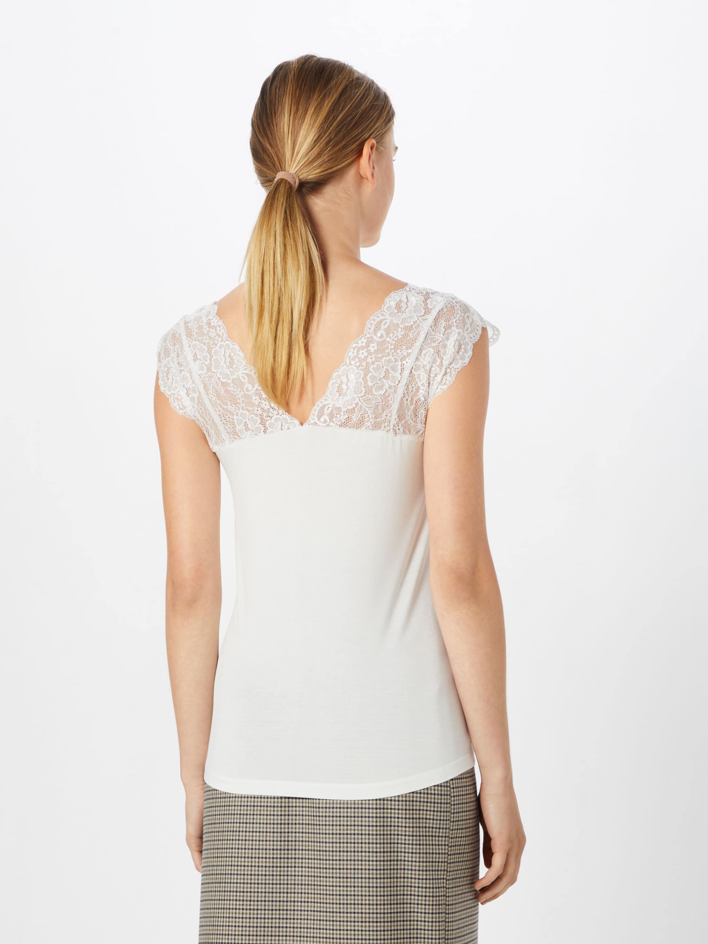 Shirt 'elona' Weiß Culture Culture In JTl1FcK